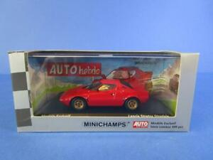 MINICHAMPS-LANCIA-STRATOS-STRADALE-EDITION-7-RED-1-43-MIB