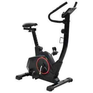 vidaXL Heimtrainer XL mit Pulsmessung Hometrainer Ergometer Fitness Fahrrad
