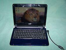 """Blue Acer Aspire One D250 KAV60 1.6GHz/2GB/160GB 10.1"""" Screen WiFi Webcam Skype"""