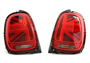 Heckleuchten Set Rückleuchten für MINI COOPER Union Jack LED F55 F56 F57