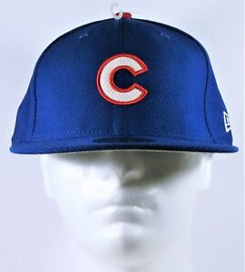 86c9ab82873 New Era MLB Authentic Collection 59FIFTY Chicago Cubs Fitted Hat Cap ...
