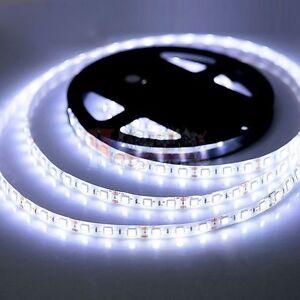 5M-5050-Day-White-300-LED-Light-Waterproof-Flexible-Strip-Lighting-12V-Party-UK