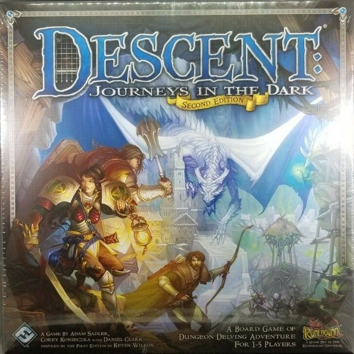 Descent - Second Edition (Sealed)