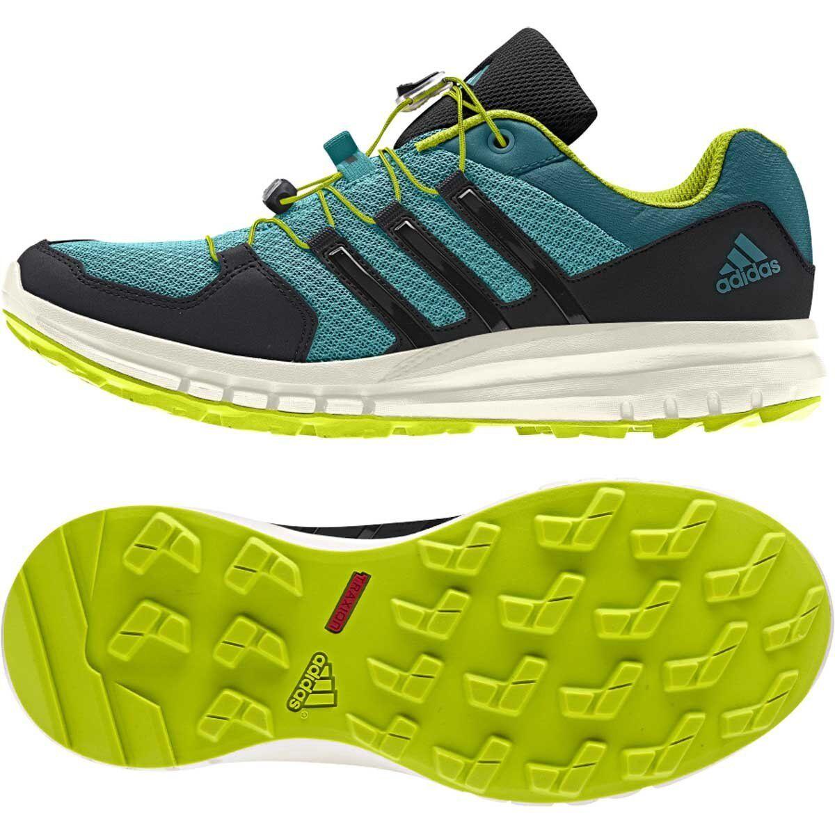 Nuevo en caja para mujeres Adidas Cruz X terrein W Trail terrein X Zapatos M18952- roackadi Duramo ff1701