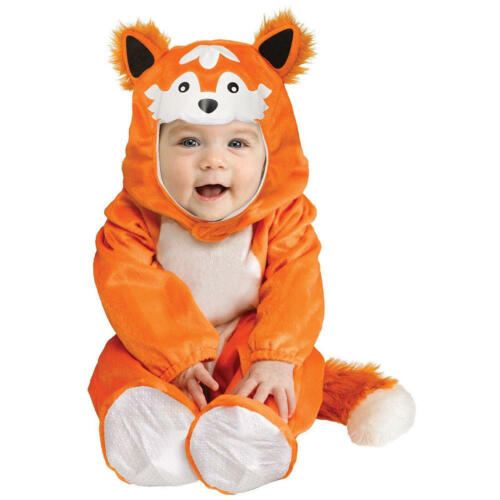 Baby Fox Fuzzy Infant Costume