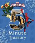 Marvel Spider Man 5-Minute Treasury by Parragon Book Service Ltd (Hardback, 2016)