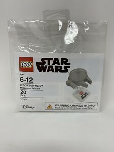LEGO-Star-Wars-Millenium-Falcon-Polybag-New-amp-Unopened