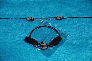 a2fa7daa24 Image is loading Costa-Del-Mar-Strap-Black-Sports-SunGlasses-New-