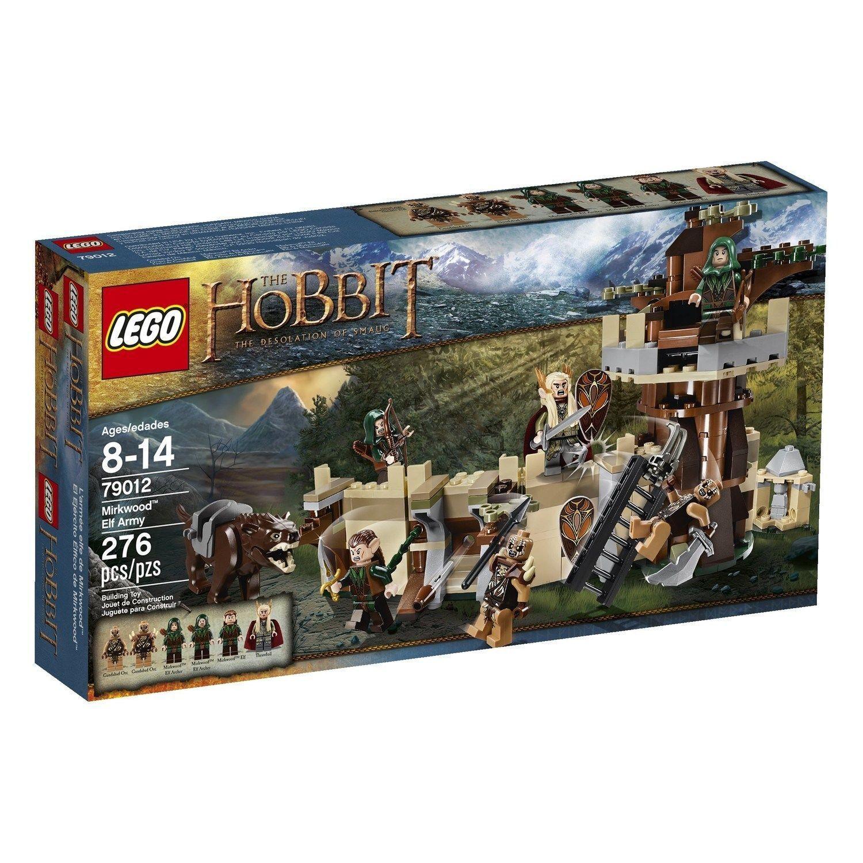 LEGO The Hobbit 79012 Mirkwood Elf  Army nuovo  nuova esclusiva di fascia alta