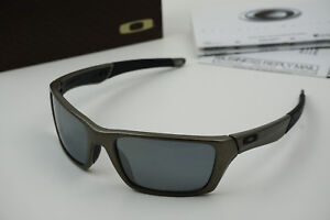 a7623de229 Image is loading Oakley-JURY-OO4045-05-Distressed-Silver-Black-Iridium-