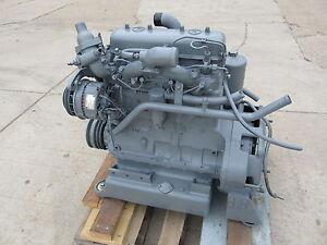 mercedes  cylinder diesel engine core turns block
