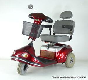 shoprider f hr elektromobil 225kg xxl 15 km h. Black Bedroom Furniture Sets. Home Design Ideas