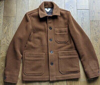 Arket Men S Wool Workwear Jacket Size 46 Uk Rrp 175 Our Legacy Ebay
