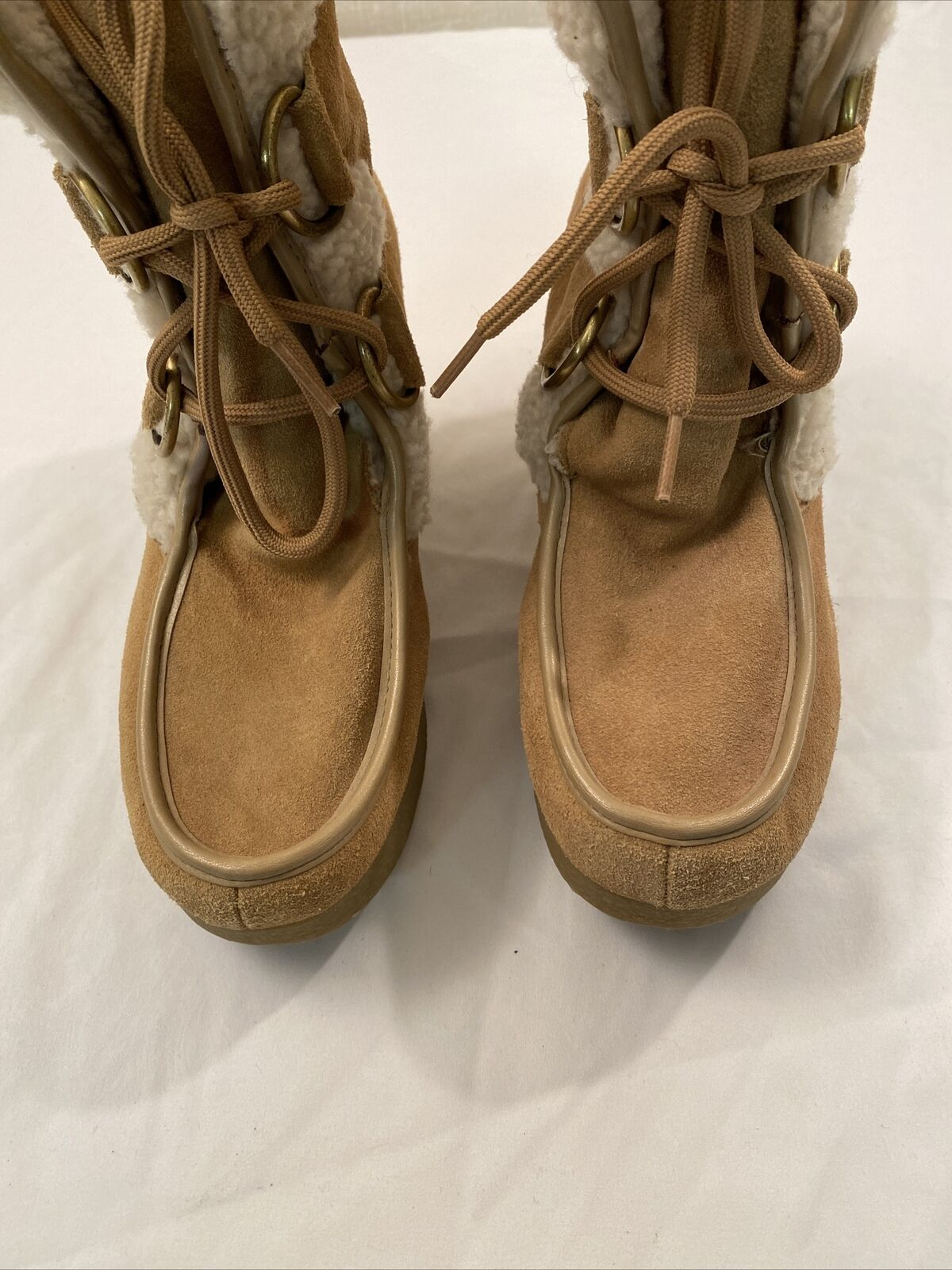 tommy hilfiger Brown boots women 8M - image 6
