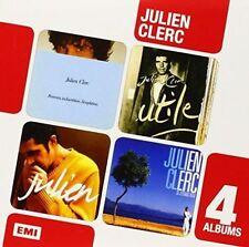 JULIEN CLERC - ORIGINAL ALBUM SERIES USED - VERY GOOD CD