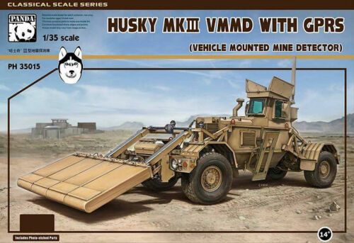Panda Hobby 1//35 PH35015 Husky MKIII VMMD w//GPRS