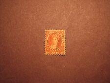 Canada New Brunswick Stamp Scott# 9 Queen Victoria 1860-63 C60