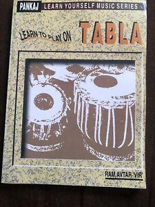 Apprendre à Jouer Sur Tabla Pb Music Book-afficher Le Titre D'origine