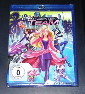 Barbie-el-Agenten-Team-Blu-Ray-Envio-Rapido-Nuevo-y-Emb-Orig