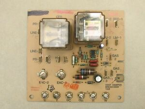 Image Is Loading Carrier Bryant Hh84aa011 Furnace Control Circuit Board