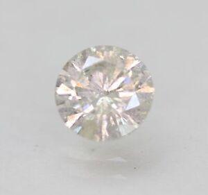 Certificado-0-66-Quilate-H-SI2-Brillante-Redondo-Resaltado-Diamante-Natural