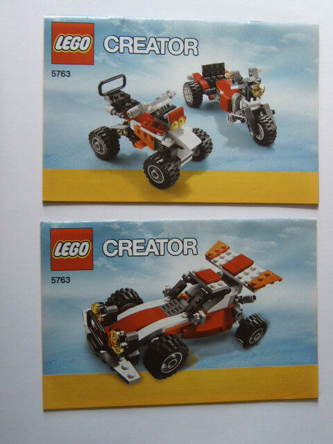 Lego ® receta//instruction nº 8969