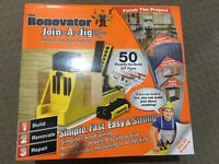 The Renovator Join A Jig - As Seen On Tv - Free Post Rrp$349 - Pickup Available