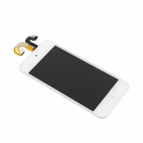 Used Genuine OEM Apple iPod 6th Generation White Digitizer LCD