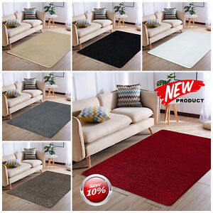 Details About Extra Large Non Slip Anti Fade Floor Area Rugs Bedroom Dining Room Carpets Mats