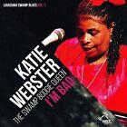I'm Bad 0799582063328 by Katie Webster CD