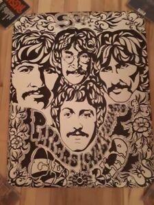 Original-Steve-Hanks-Beatles-Poster