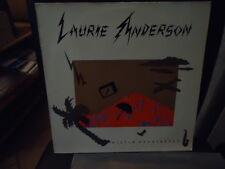 Laurie Anderson – Mister Heartbreak + Innerbag - LP