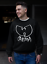 WU-TANG-CLAN-C-R-E-A-M-sweatshirt-CLASSIC-HIP-HOP-Wu-Wear-Ghostface-Killah miniatura 1