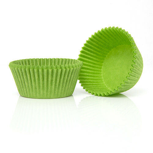 """100 x 2/"""" Colorful Paper Cupcake Cases Wrapper Muffin Mold Liners Baking Cups"""
