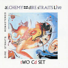 Alchemy: Dire Straits Live by Dire Straits *New CD*