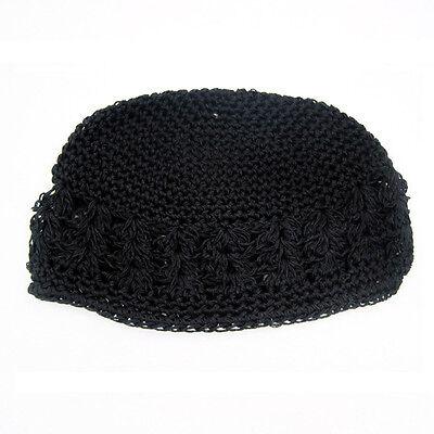 Newnorn Toddlers Infant Kids Baby Girls  Flower Hollow Out Hat Warm Headwear Cap