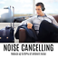 thumbnail 3 - Sony Noise Cancelling Headphones Foldable Stereo On Ear Headset MDRZX110NC New
