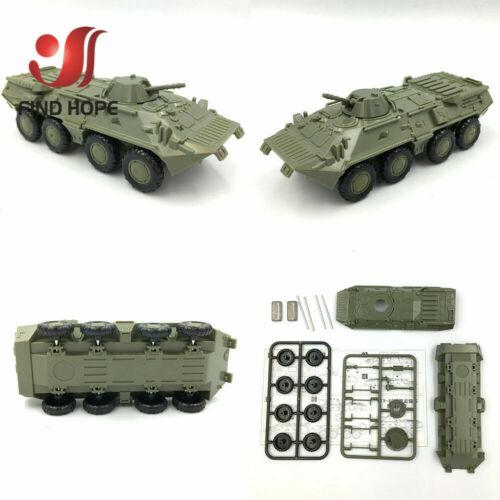 1//72 M35 Truck BTR-80 M1046 KFZ.305 BLITZ Military Vehicles Model Plastic Kit