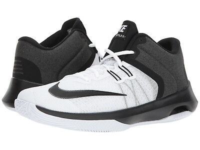 a7539b21f10b Nike Air Versitile II Basketball Shoes White Black Mens Size 11 921692-100