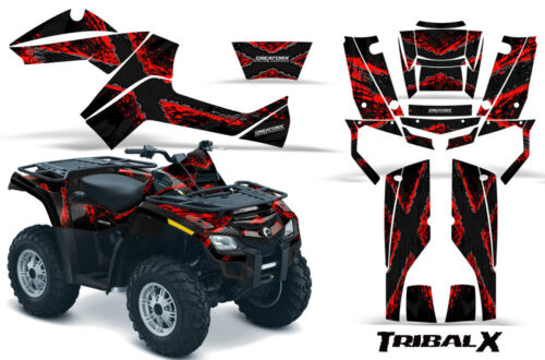 CAN-AM OUTLANDER 500 650 800R 1000 GRAPHICS KIT DECALS STICKERS TRIBALX RB