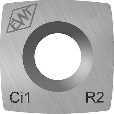 Genuine Easy Wood Tools Ci1-SQ Carbide Inset Cutter for Full Lathe ...