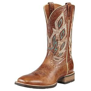 Ariat Mens Nighthawk Wide Square Toe Cowboy Dress Boot Beasty ...