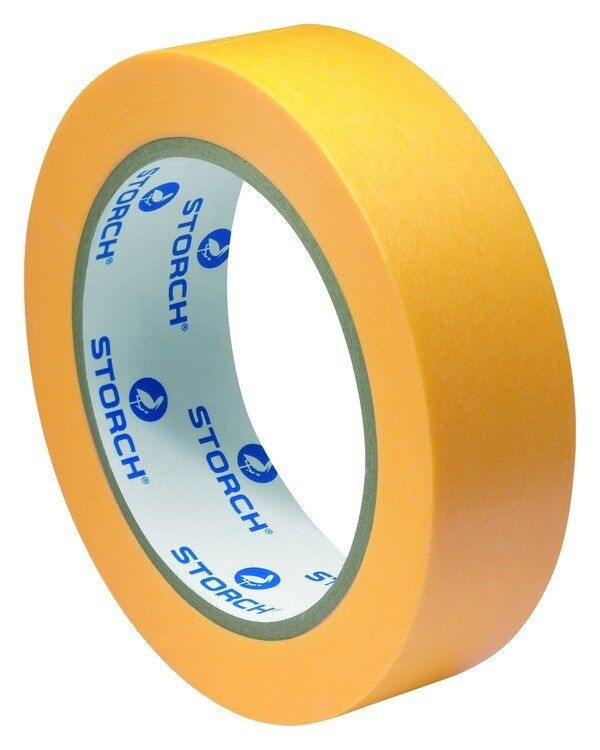 24x Storch Sunnypaper -Das Goldene- Breite 38 mm   50m-493139