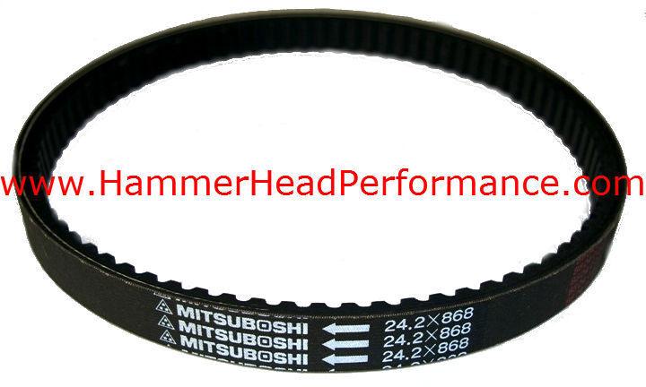 Belt, Hammerhead 250SS ORIGINAL heavy-duty MITSUBOSHI 172MM-B-053000