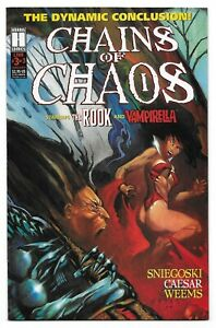 1995-Chains-of-Chaos-Comic-3-from-Harris-Comics-Comics-The-Rook-Vampirella