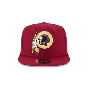 Washington-Redskins-New-Era-Hat-9Fifty-Red-Snapback