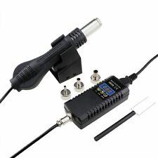 Air Gun Portable Bga Rework Solder Soldering Repair Hot Air Blower Heat Gun 220v