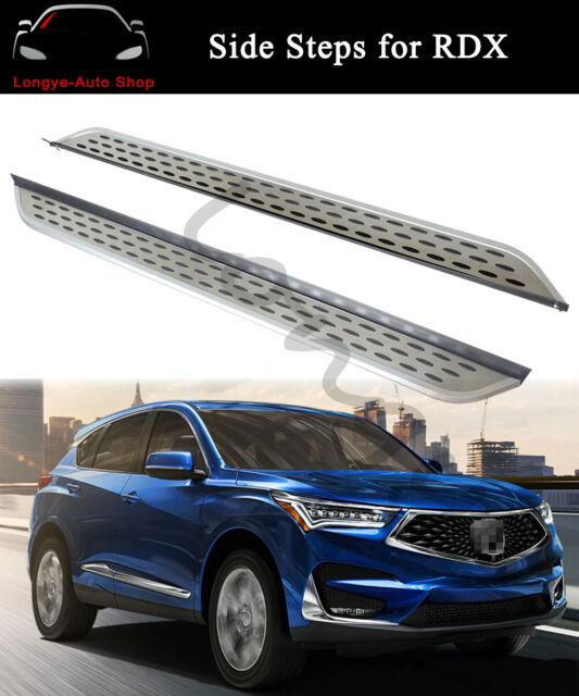 Fits For Acura RDX 2019 2020 Running Boards Side Step Nerf
