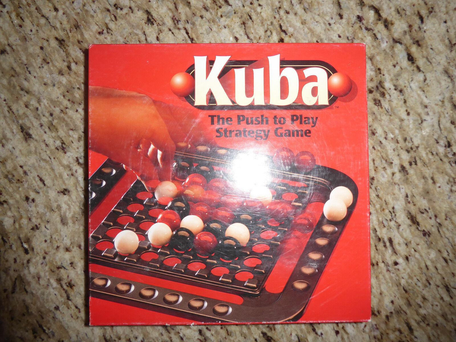 Kuba  le Pousser à jouer jeu de stratégie , 2 joueurs, 10+ Ans,  7343, 1997