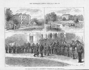 1881-Antique-Print-IRELAND-Military-State-Gentelman-Residence-04